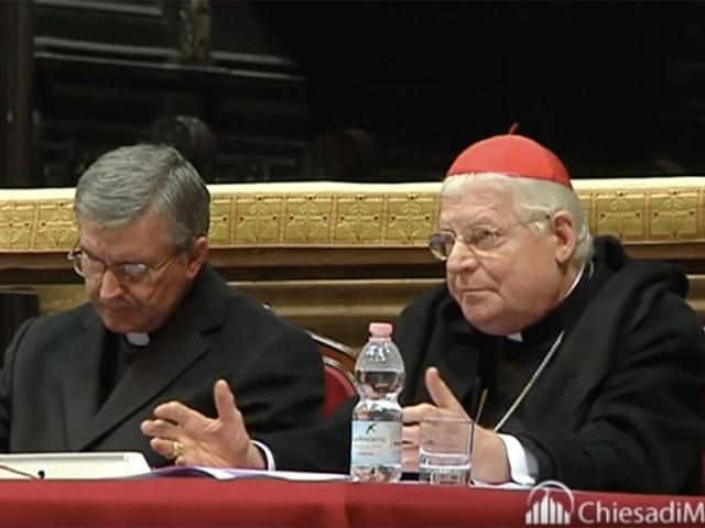 L'arcivescovo Angelo Scola incontra il mondo della scuola